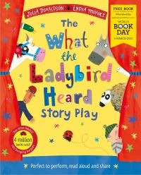 The What The Ladybird Heard Story Play
