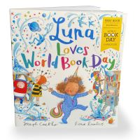 Luna Loves World Book Day